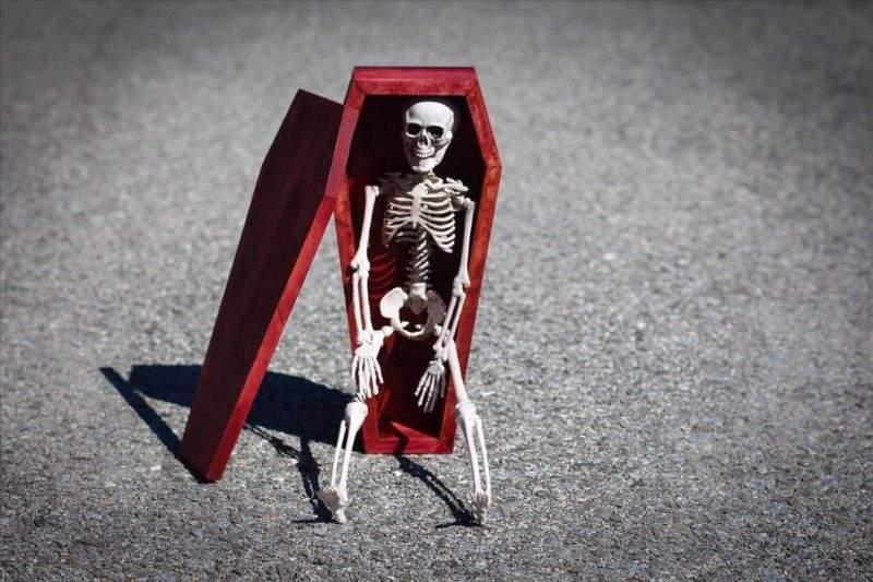 Снится Гроб
