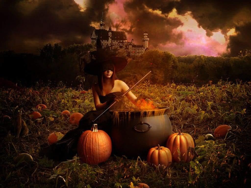 Снится Ведьма