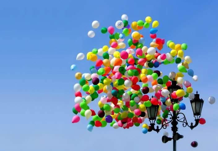 Снится Воздушный шар