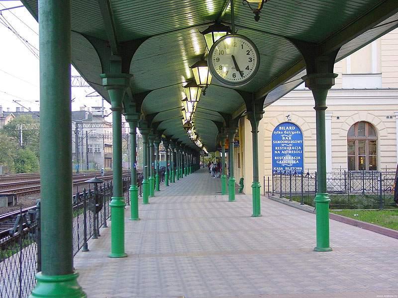 Снится Вокзал