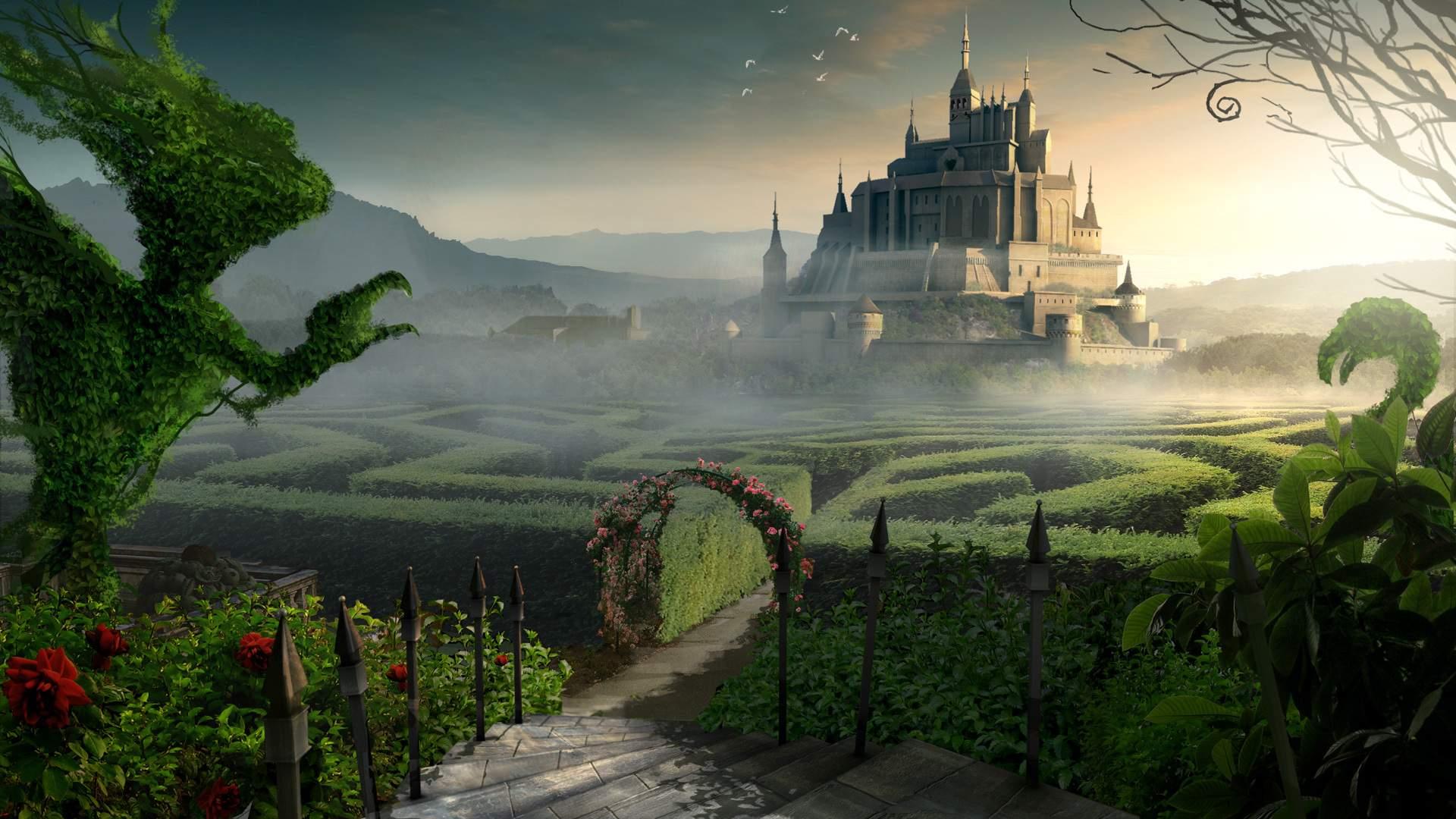 2519 Снится Замок (строение)