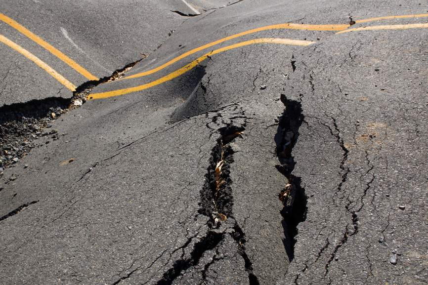 Снится Землетрясение
