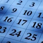 2980 Снится Календарь