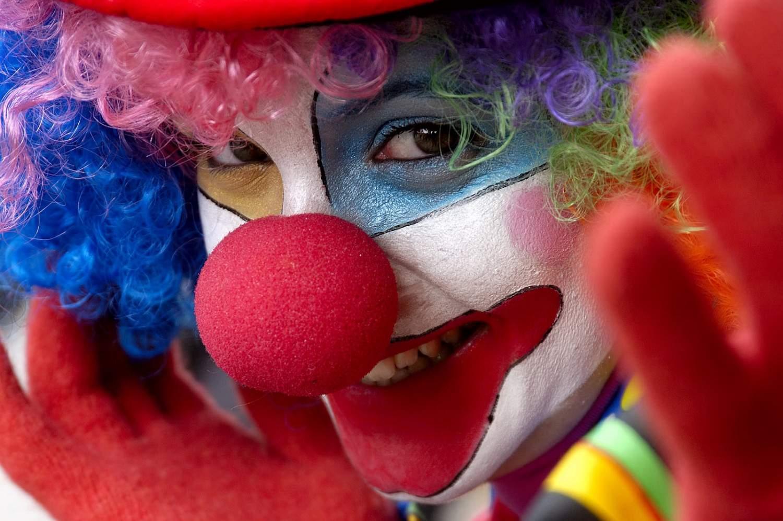 Снится Клоун