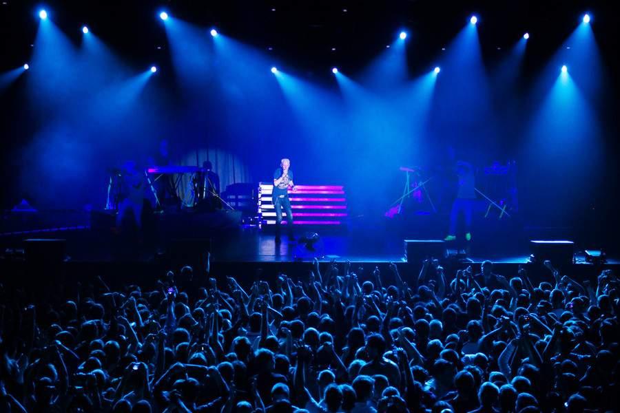 3295 Снится Концерт