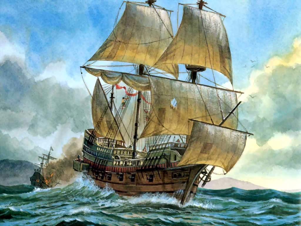 Снится Корабль