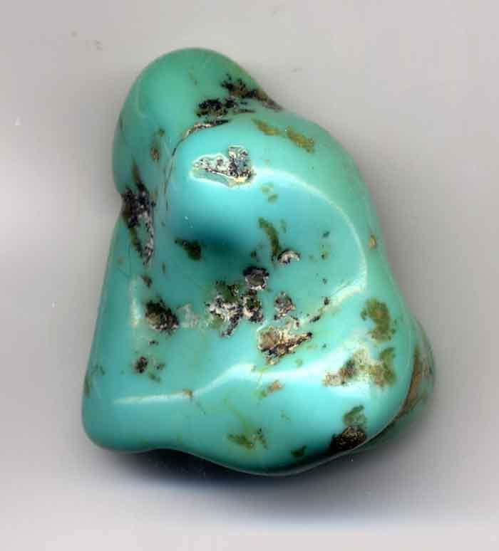 Камень талисман Тельца, Бирюза