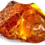 5664 Камень талисман Льва, Янтарь