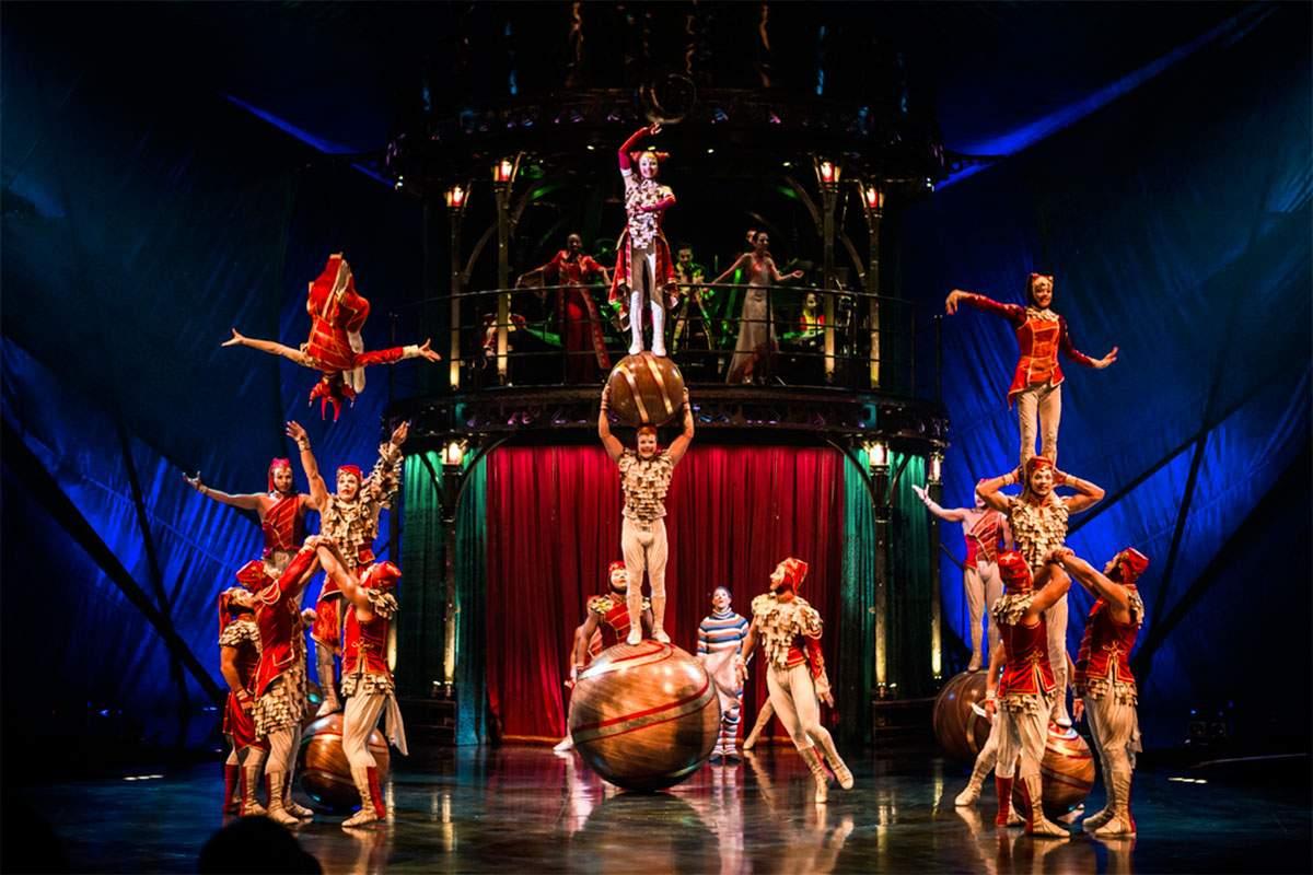 Снится Цирк
