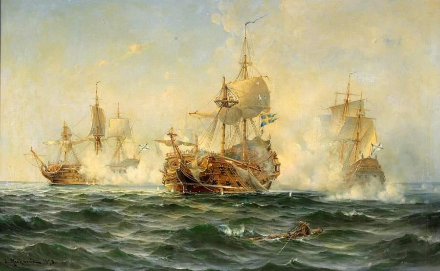 Снится Флот