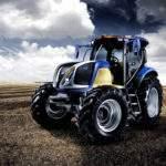 6972 Снится Трактор