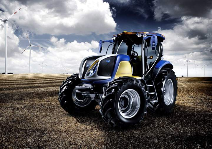 Снится Трактор