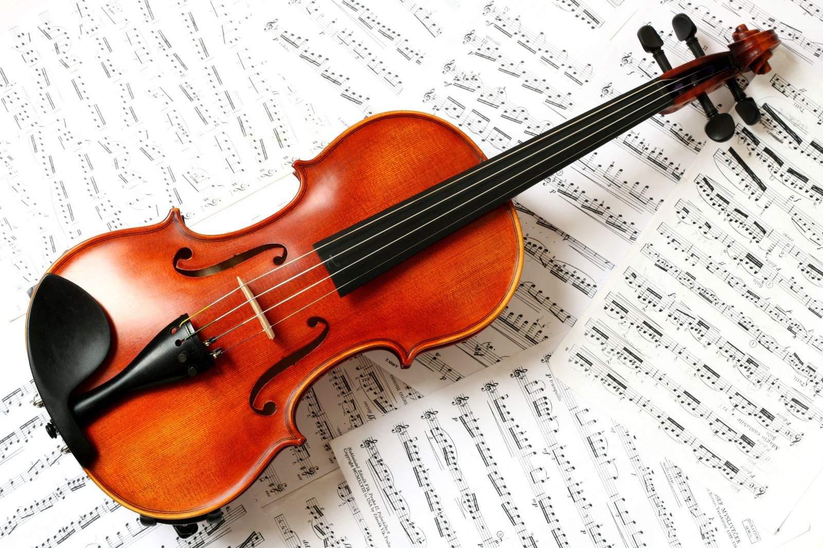 Снится Скрипка