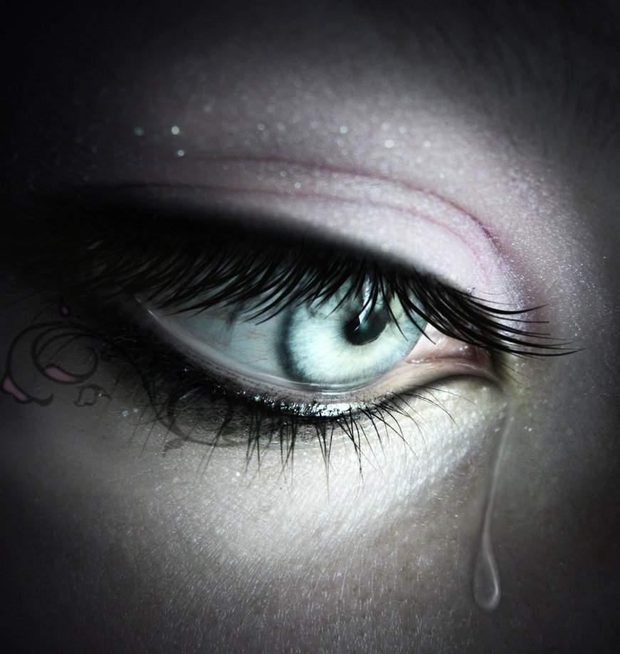 Женские слезы картинки красивые