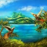 7596 Снится Рай