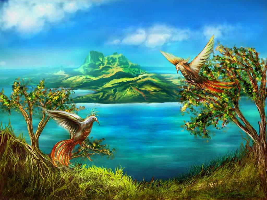 Снится Рай