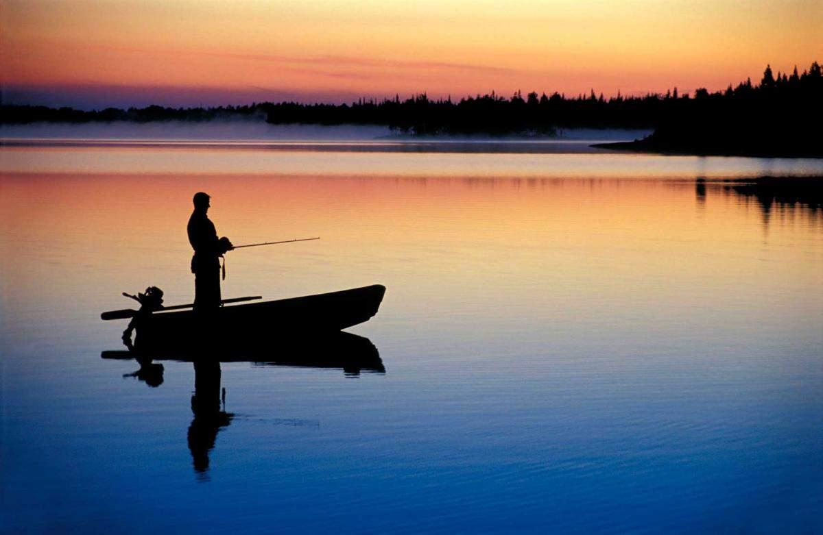 Снится Рыбак