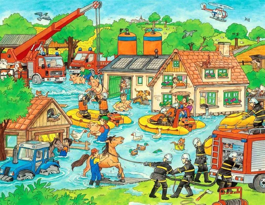 7769 Наводнение