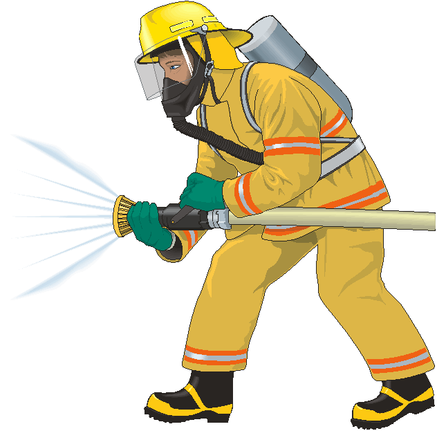 Пожарник