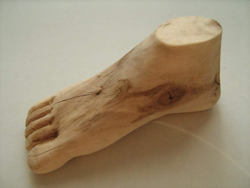 Деревянная нога