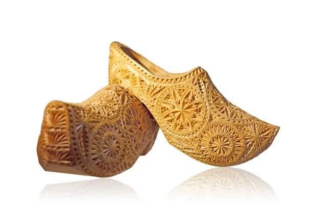 9450 Деревянная обувь