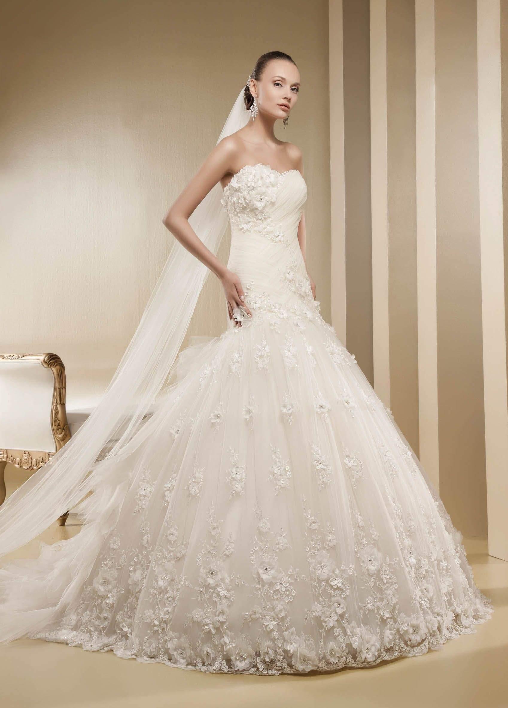10222 Подвенечное платье