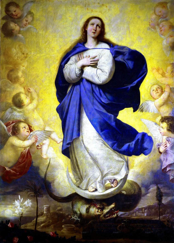 Снится Дева Мария