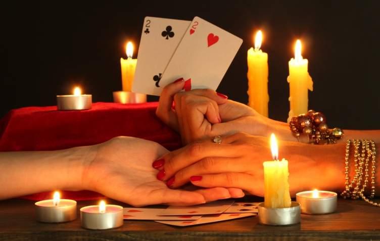 Гадание «3 карты удачи»