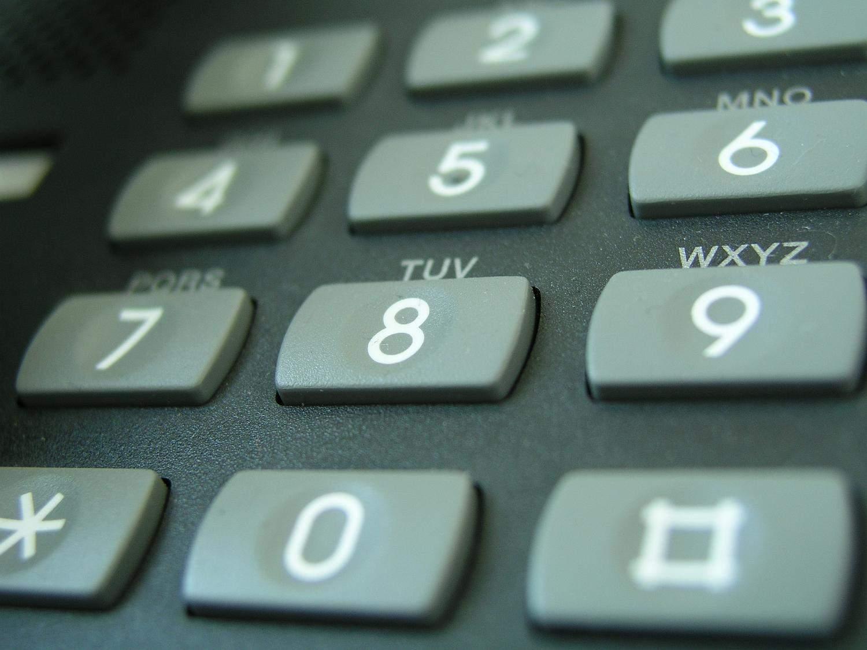 10792 Номер телефона