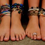 11056 Пальцы ног