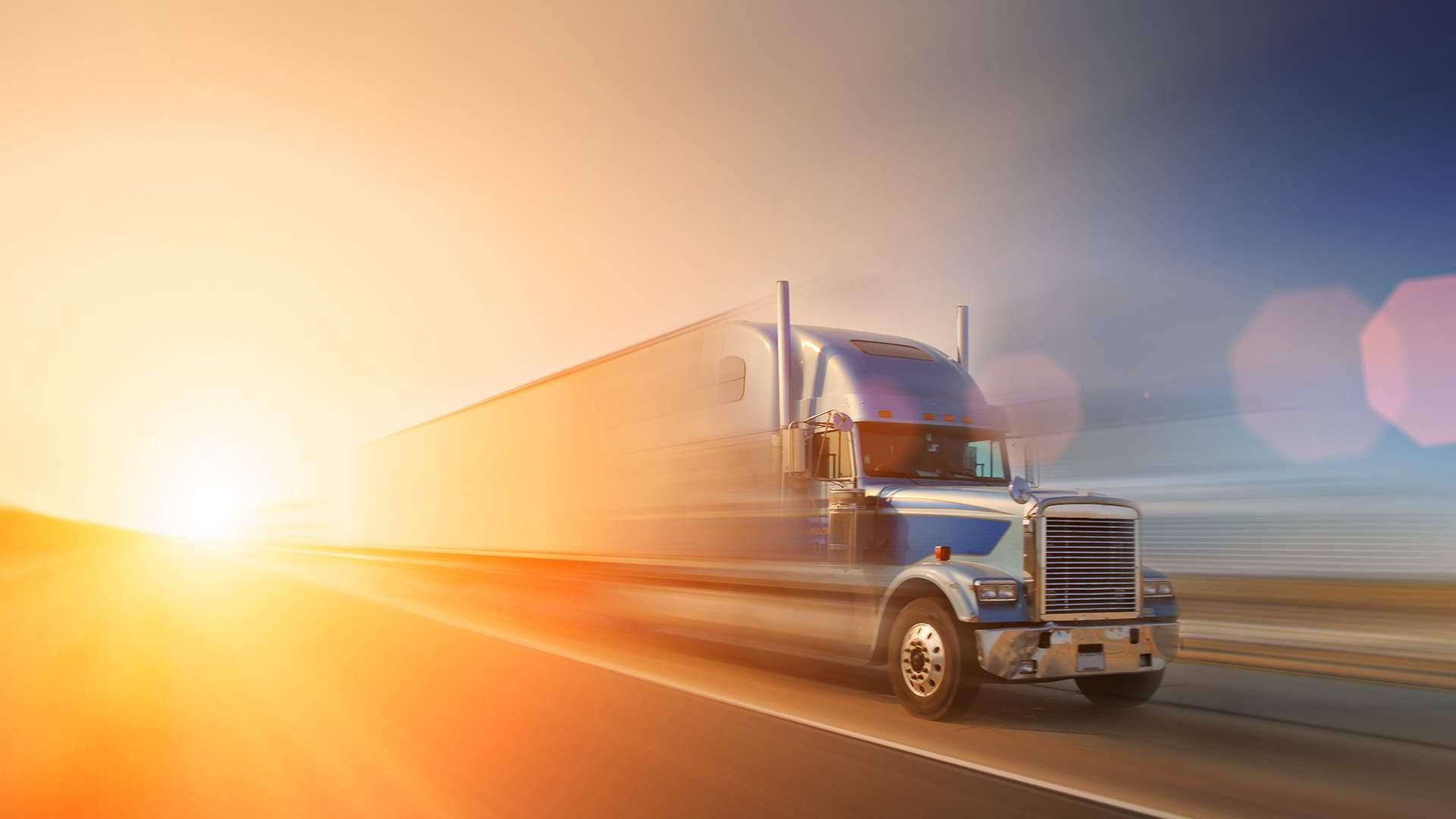 Стоянка для грузовиков