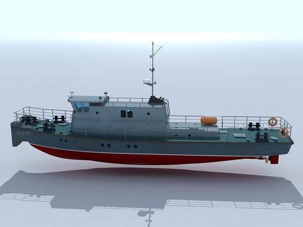 Буксирное судно