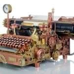 11503 Пишущая машинка