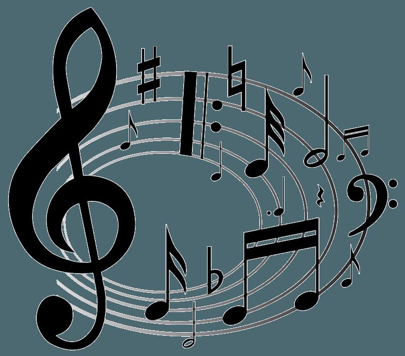 Картинка музыка ноты
