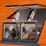 12799 Окно в крыше