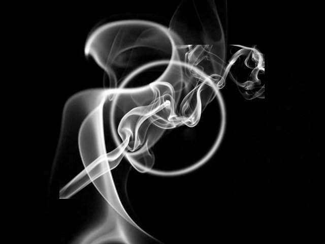 Кольца дыма