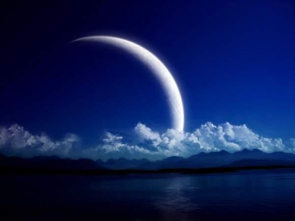 Сны при убывающей Луне