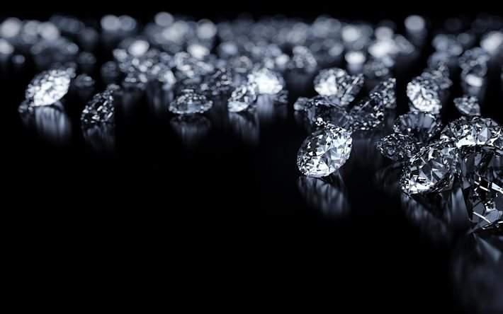 Фальшивые бриллианты