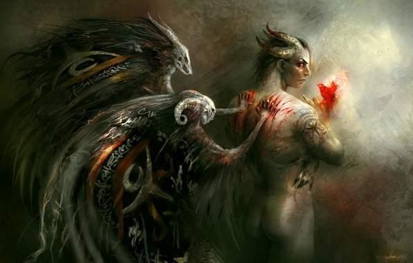 Снится Демон