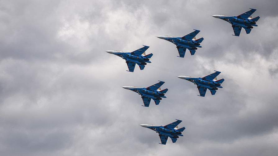 Снятся Военно-воздушные силы