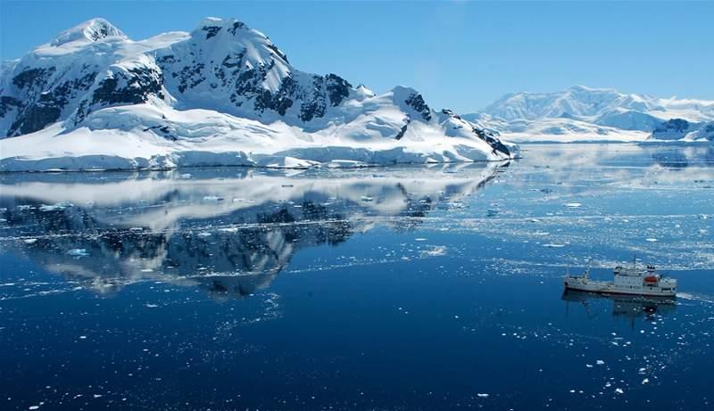 Снится Антарктида