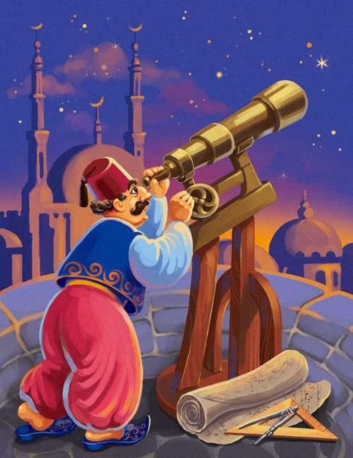 Снится Астроном