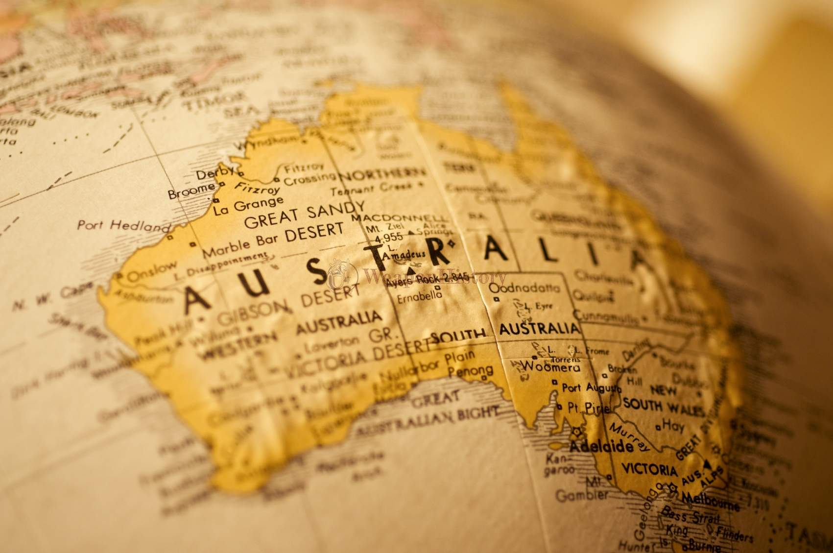 Снится Австралия