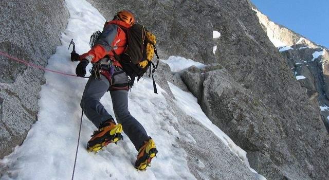 Снится Альпинизм