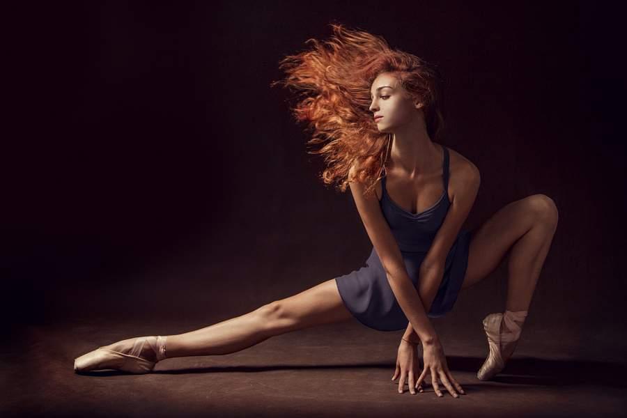 Снится Балерина
