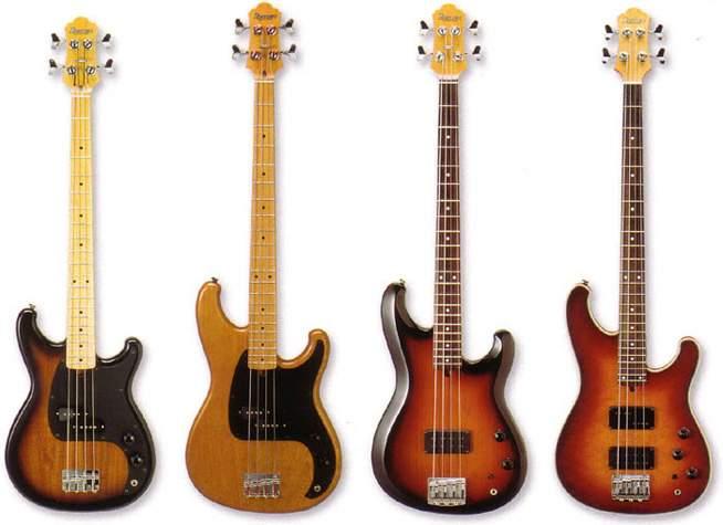 Снится Бас-гитара