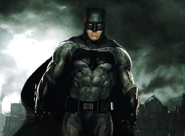 Снится Бэтмен