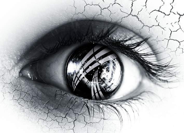 Снится Черный глаз