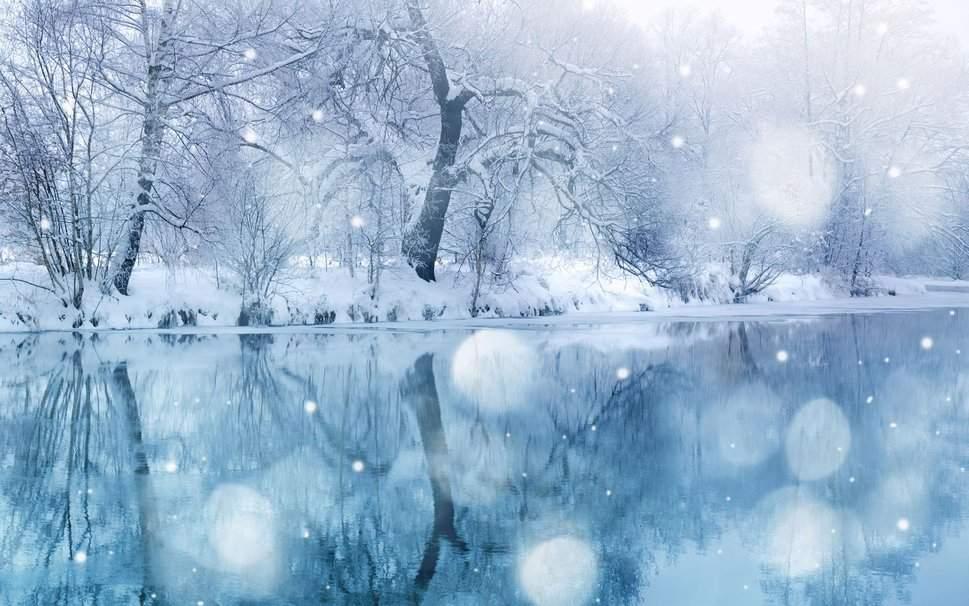 Снится Снежная буря