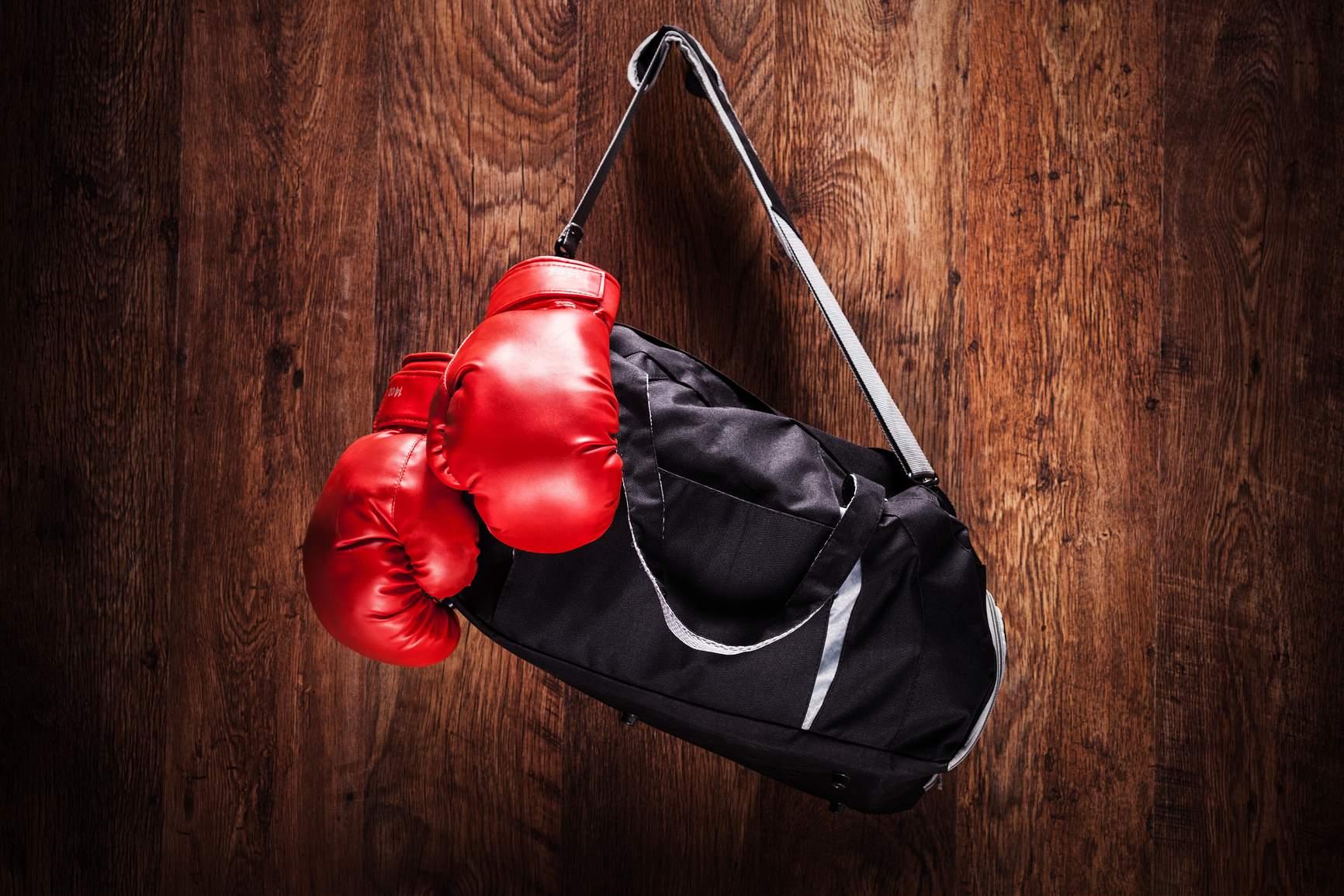 Снятся Боксерские перчатки